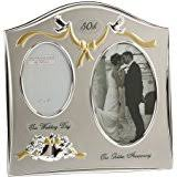 gift for 50th wedding anniversary 50th wedding anniversary sees with the