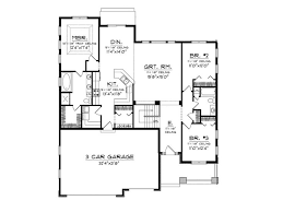 Craftsman Ranch House Plans 153 Best House Plans Images On Pinterest House Floor Plans