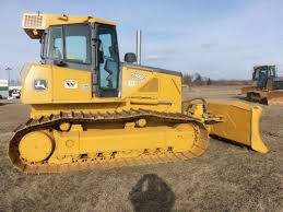 john deere 750j lgp bulldozer jd construction equipment