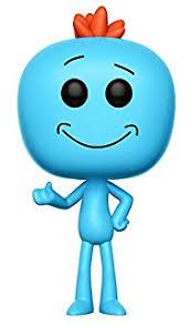 amazon rick morty happy meeseeks plush stuffed toy toys