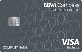 Credit Card Business Cards Designs Business Credit Card Bbva Compass