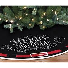 tropical christmas tree skirt christmas lights decoration