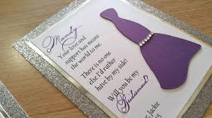 bridesmaid cards will you be my bridesmaid cards 2436158 weddbook