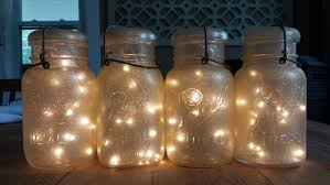 how to make mason jar lights with christmas lights super pretty and romantic look mason jar lights awesome house lighting