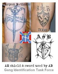 white prison gangs aryan brotherhood