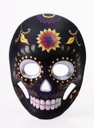 mardi gras skull mask mardi gras masks