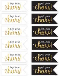 new years chagne flutes free new year s print tags pizzazzerie