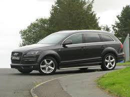 2007 audi q7 quattro used audi q7 2007 diesel 3 0 tdi quattro s 4x4 grey with airbag