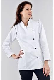 tenue cuisine femme vestes de cuisine rozen vêtements professionnels