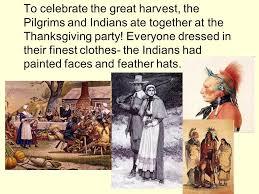 Pilgrims And Thanksgiving History Thanksgiving In 1620 The Mayflower Ship Left Europe For America