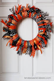 ribbon wreath wreath