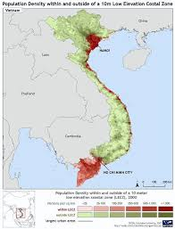 global zone map coastal living a growing global threat scientist