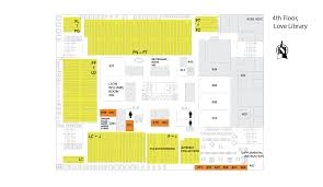 2nd floor plan locations maps sdsu library and information access