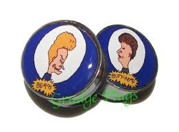Beavis And Butthead Halloween by Beavis U0026 Butthead Plugs 1 Pair 2 Plugs Sizes 6g To
