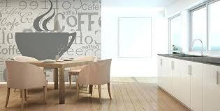 papier peint cuisine lavable le papier peint dans une cuisine aa change tout daccoration le