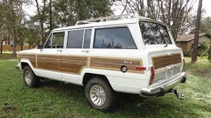 jeep wagoneer 1989 1989 jeep grand wagoneer j208 kissimmee 2016