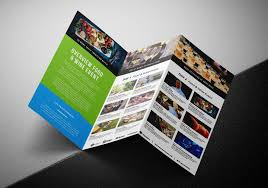 tri fold brochure ai template free tri fold brochure template for events festivals psd ai