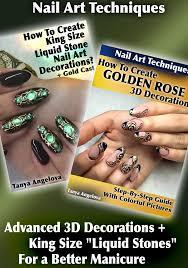 advanced nail art techniques 2 in 1 edudealer com