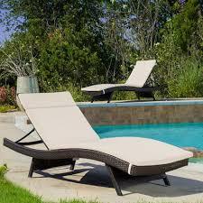 Outdoor Chaise Lounge Cushion Outdoor Chaise Lounge Cushions U2013 Gdf Studio