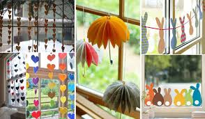 Home Window Decor Diy Window Decorating Ways Sure To Amaze You Amazing Diy
