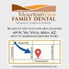 Comfort Dental Mesa Arizona Mountain View Family Dental 14 Reviews General Dentistry 459