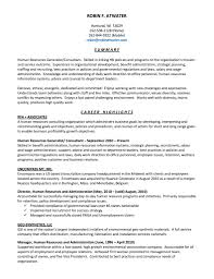 Resume Summary Statement Examples Customer Service by Human Resources Resume Summary Resume For Your Job Application