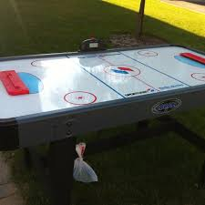 sportcraft turbo hockey table find more cobalt sportcraft turbo air hockey table for sale at up to