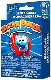 boom boom balloon spin master boom boom balloon refill the store