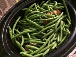 zesty slow cooker chicken green beans and potatoes basilmomma