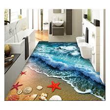 Thin Bathroom Rugs Zah Thin 3d Area Rug Non Slip Doormat Carpet Printing