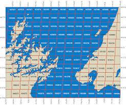 Azimuthal Map Nasa Ocean Color