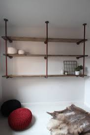 Steel Pipe Shelving by 36 Best Pipe Design Projects Images On Pinterest Industrial