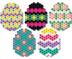 Easter Decorations For A Small Tree by Create These Pretty Perler Easter Eggs To Decorate Your Egg Tree