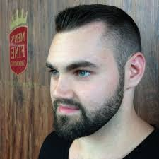 mens short hairstyles with beard latest men haircuts