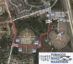 Race Map Usa by Maps Tobacco Road Marathon