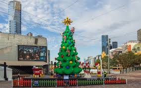 christmas in melbourne vic pics