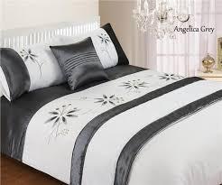 Duvet Quilt Cover 5 Piece Bed In A Bag Bedding Duvet Quilt Cover Set Double U0026 King