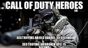 Call Of Duty Memes - call of duty logic weknowmemes generator
