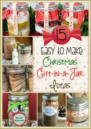 15 easy to make christmas gift in a jar ideas centsable momma