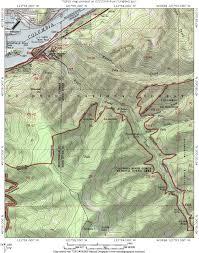 Opal Creek Oregon Map Map Of Oregon Eagle Creek