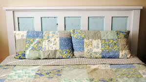 Homemade Headboard Ideas by 4 Incredibly Easy Diy Headboard Ideas