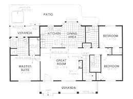 3 bedroom ranch floor plans house living room design luxamcc