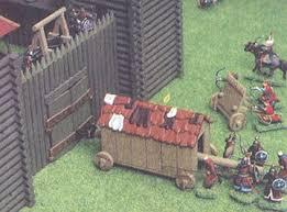 siege machines zvezda 8015 siege machines scans