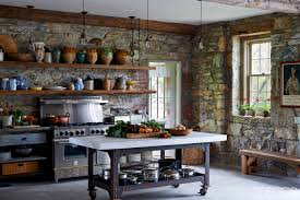 Kitchen Country Design Rustic Kitchens Hotelhilro Com