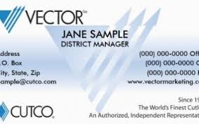 Cutco Business Cards Dave U0027s Blog Dave Lieber