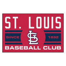 st louis cardinals area rugs rugs the home depot