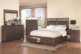 Kira Bedroom Set by Black Wood Nightstand Steal A Sofa Furniture Outlet Los Angeles Ca