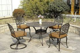 Cast Iron Patio Furniture Sets by Outdoor Dining Sets U0026 Bistro Sets Watson U0027s