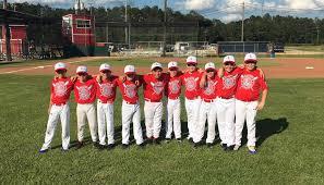 Baseball Usa Houston Field Map by Lumberton Little League
