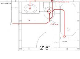 bathroom rough plumbing a bathroom fresh on pertaining to basement